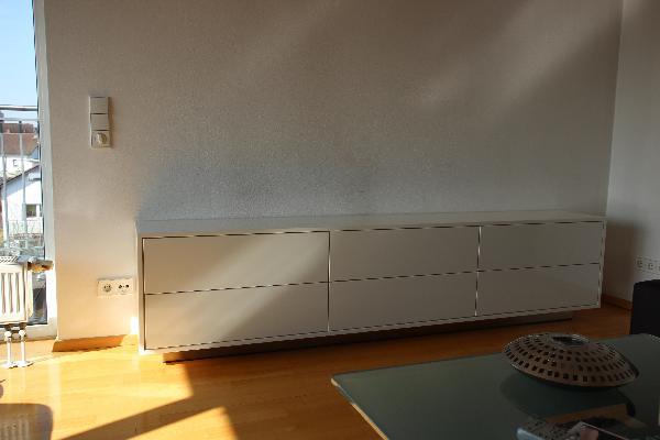 Referenz | R. & U. Winkenbach GmbH | Lowboard