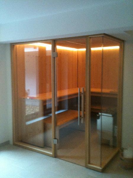 Referenz | R. & U. Winkenbach GmbH | Sauna